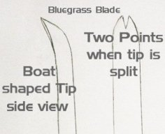 Bluegrass Tip Illustration