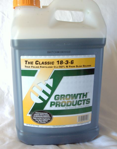 Growth Products 18-3-6 Classic Fertilizer