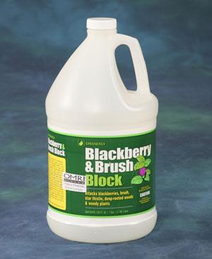 Blackberry and Bush Block Organic Herbicide