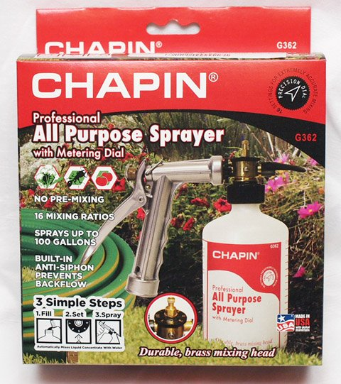 Chapin Professional Hose End Sprayer