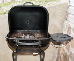 Aussie Charcoal Grill