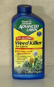 bayer Advanced Lawn Weed Herbicide