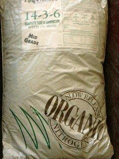 Harmony Organic Lawn Fertilizer