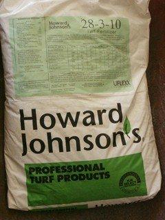 Howard Johnson Winterizing Fertilizer