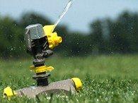 Impact Lawn Sprinkler